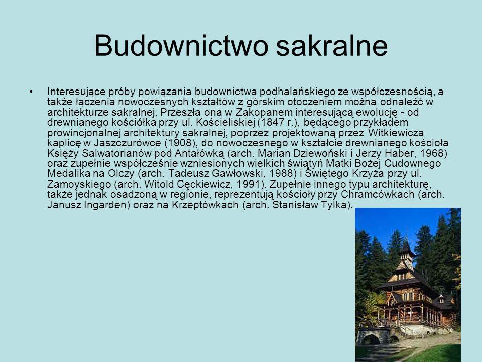 Budownictwo sakralne