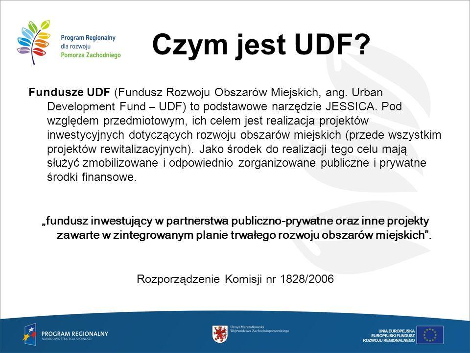 Czym jest UDF