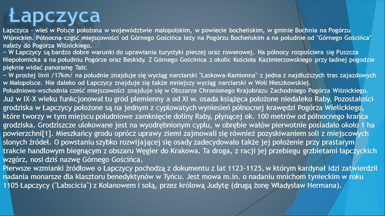 Łapczyca