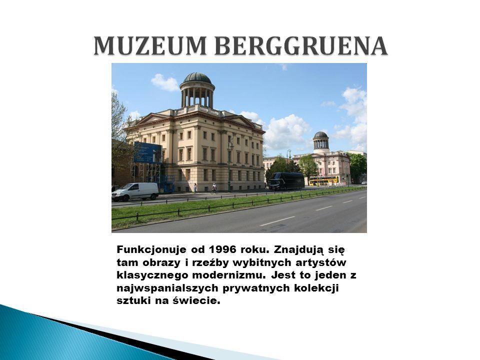 MUZEUM BERGGRUENA