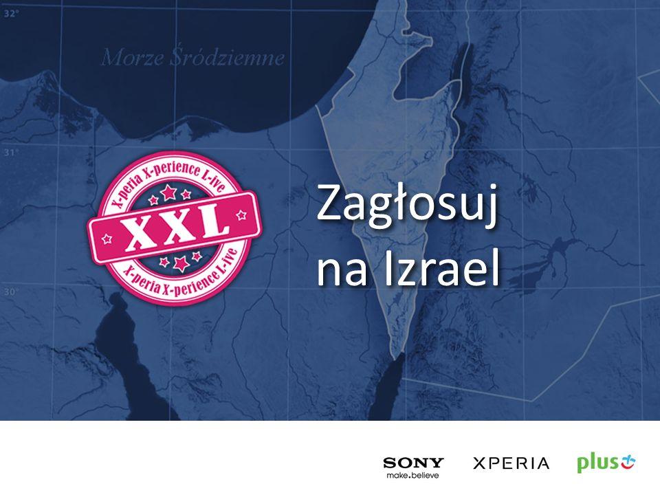 Zagłosuj na Izrael