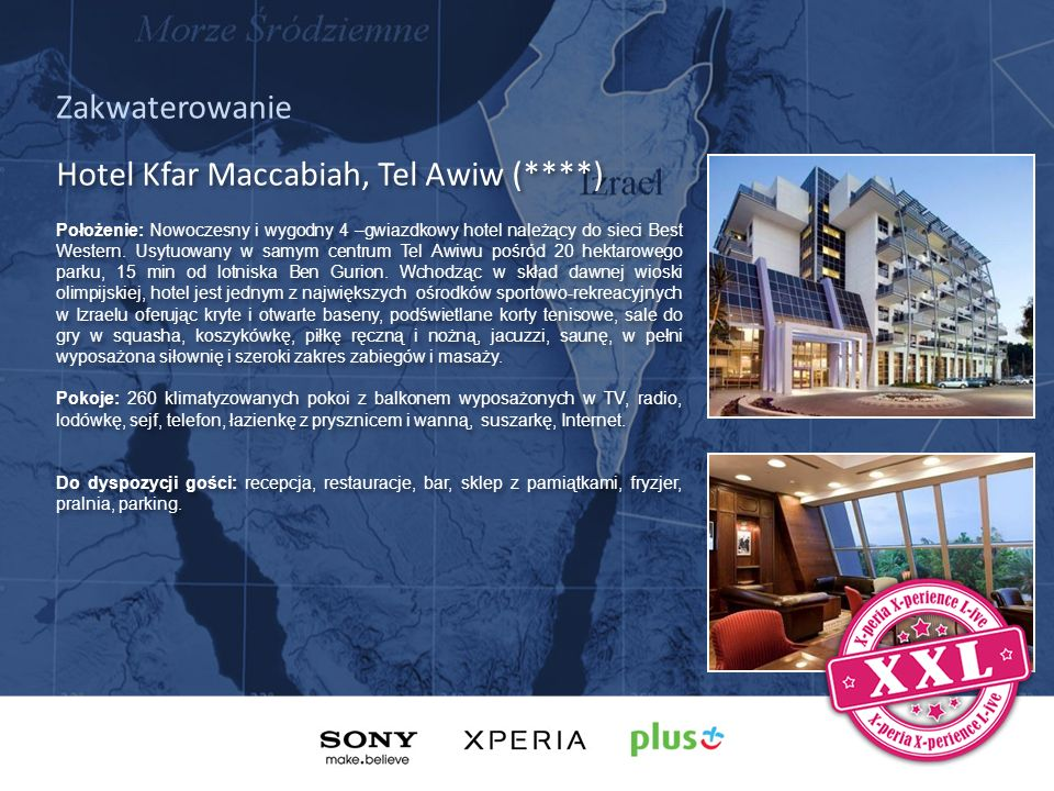 Hotel Kfar Maccabiah, Tel Awiw (****)