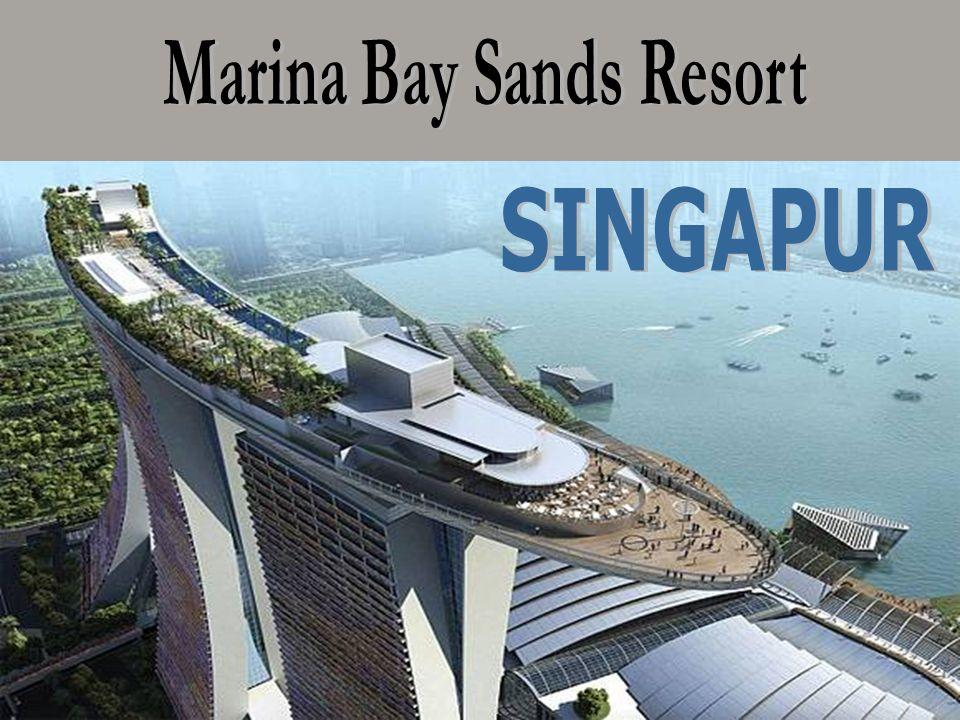 Marina Bay Sands Resort