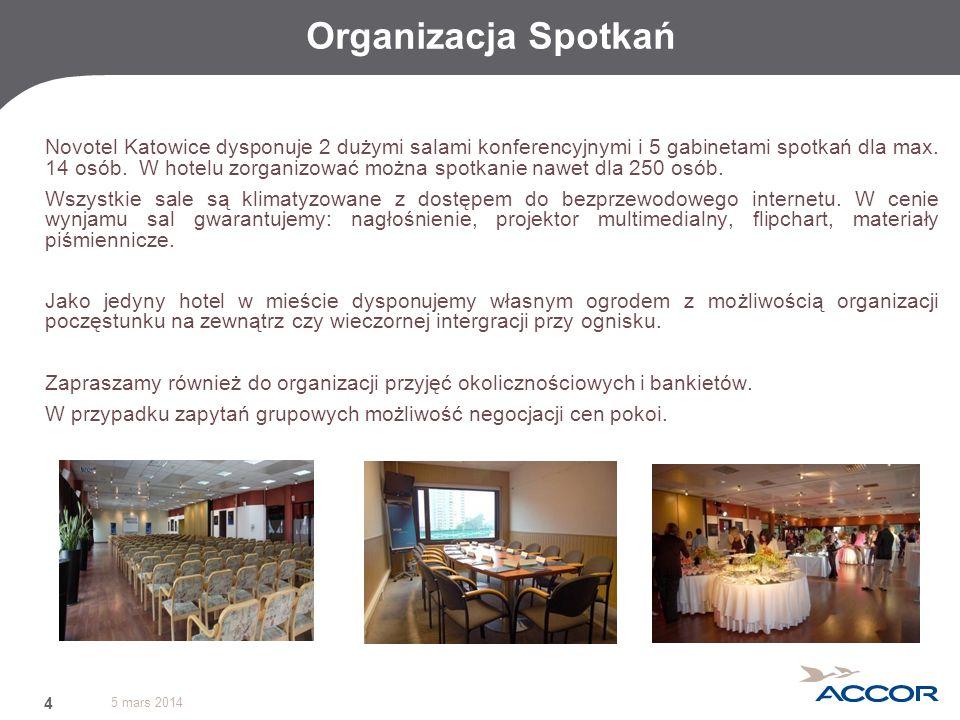 Organizacja Spotkań