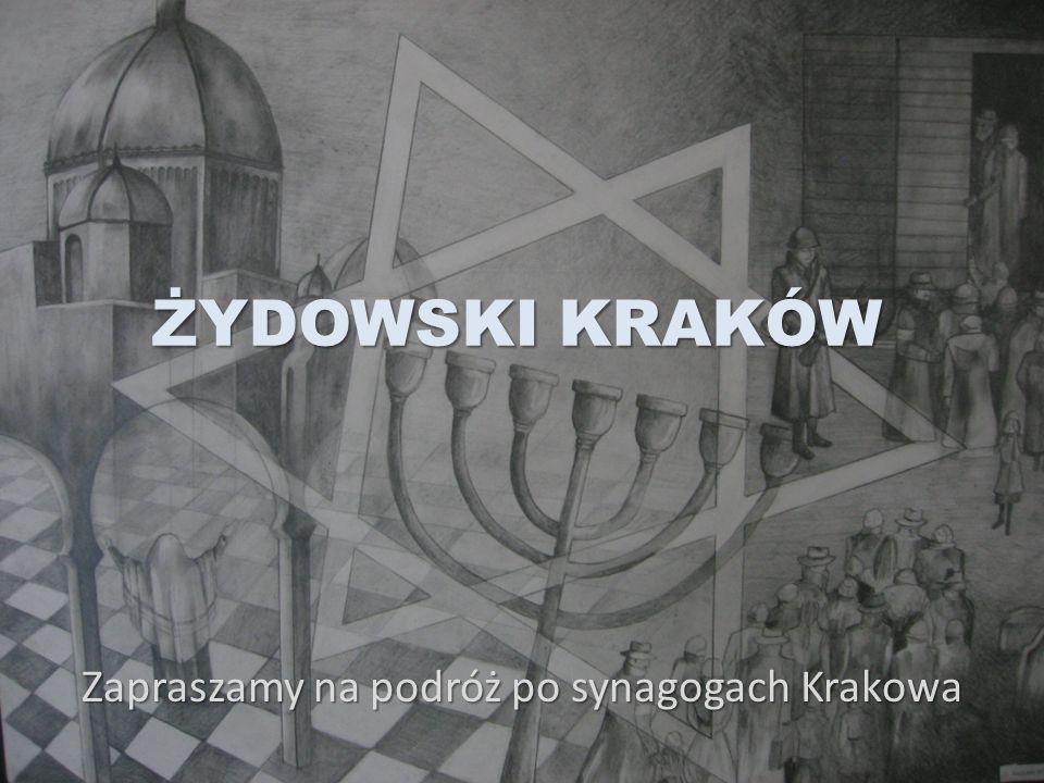 Zapraszamy na podróż po synagogach Krakowa
