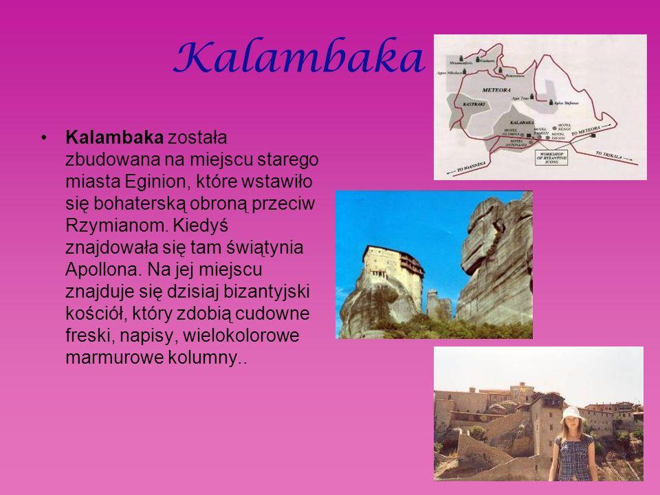 Kalambaka