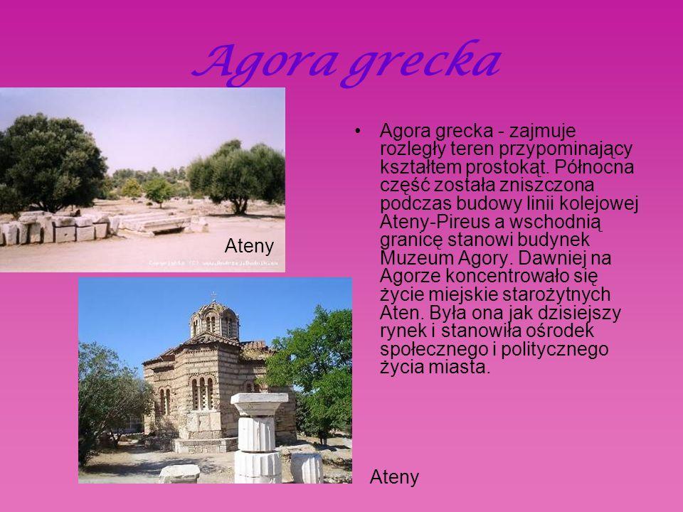 Agora grecka