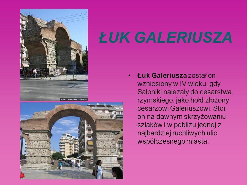 ŁUK GALERIUSZA