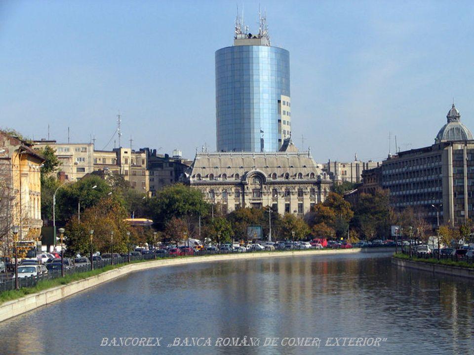"""Bancorex """"Banca Română de Comerţ Exterior"""