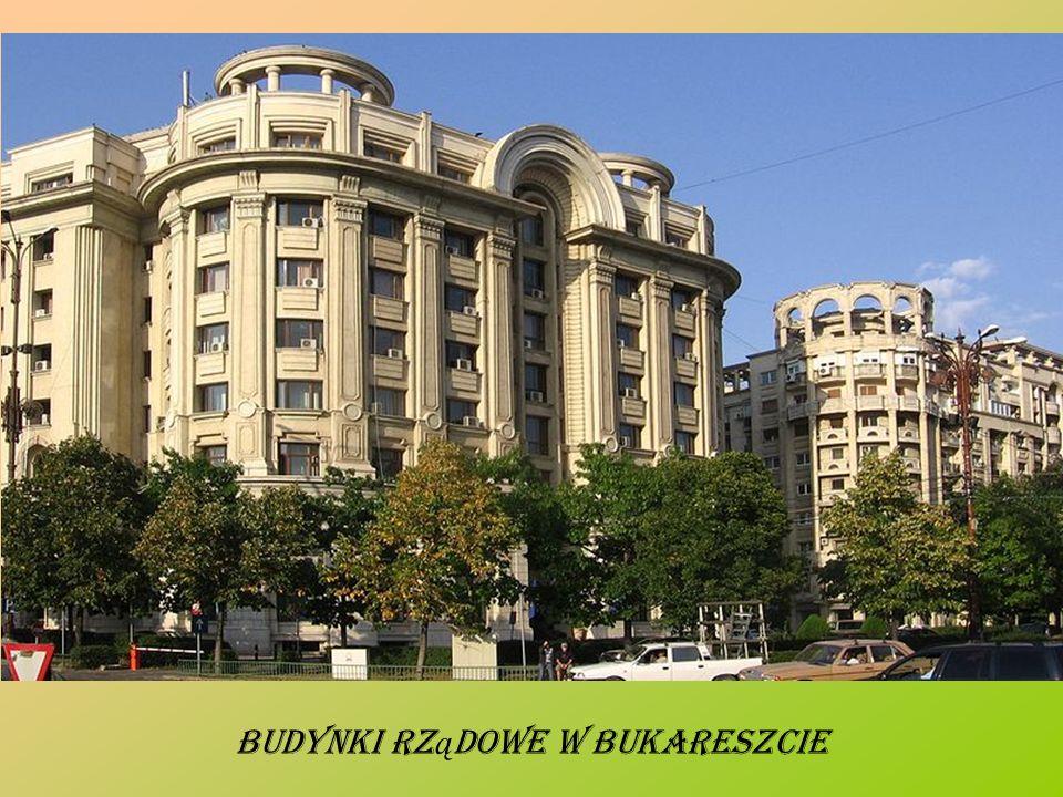 Budynki rządowe w Bukareszcie