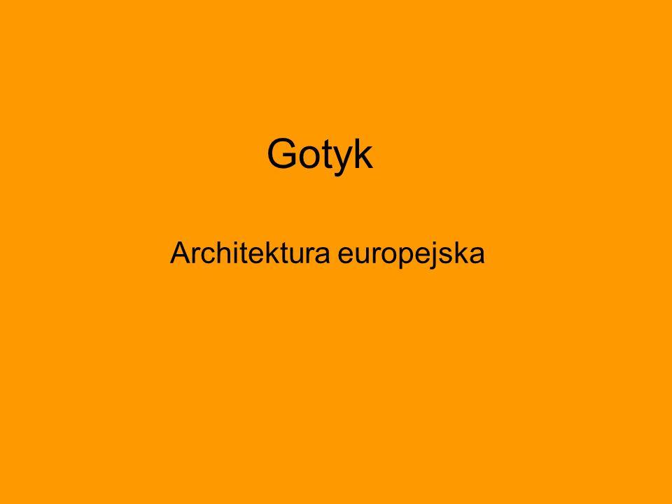 Architektura europejska