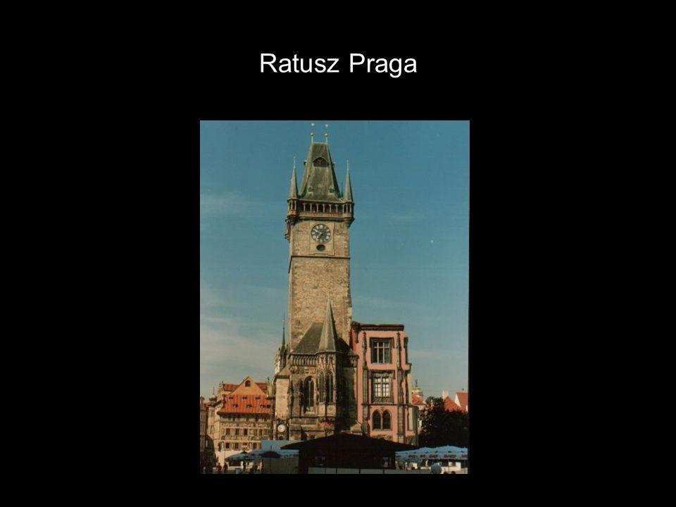 Ratusz Praga
