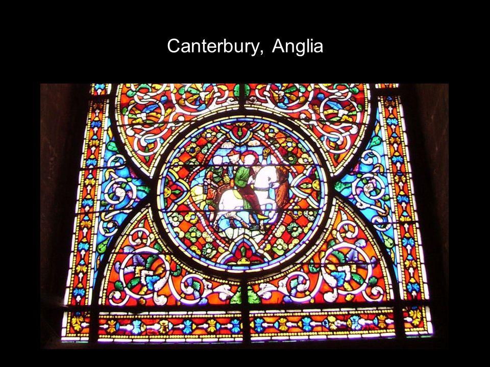 Canterbury, Anglia