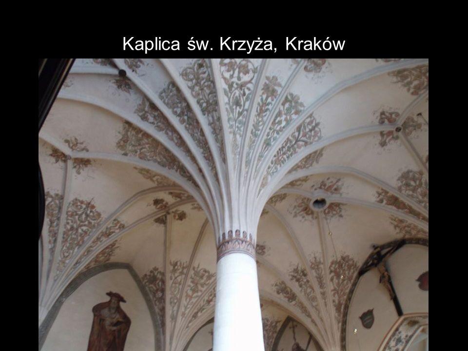 Kaplica św. Krzyża, Kraków