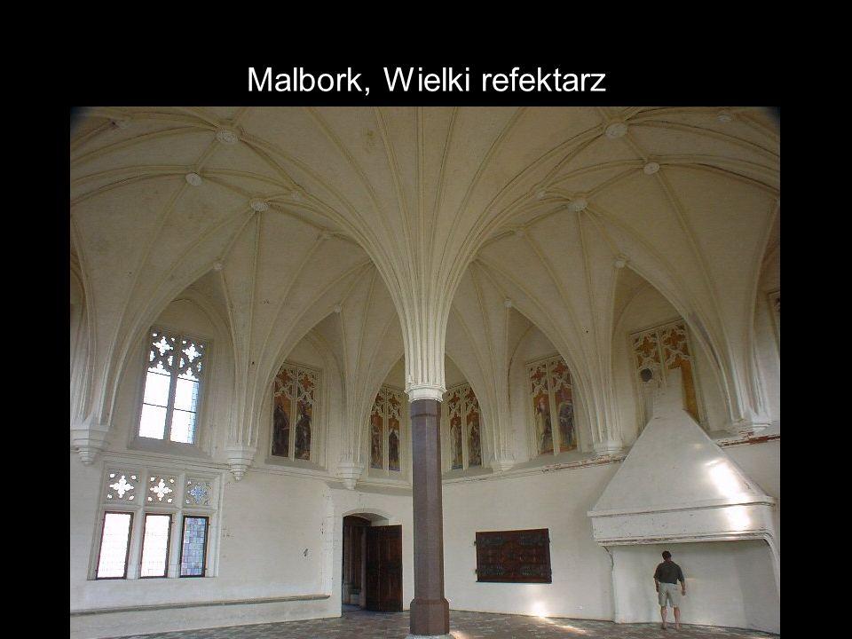 Malbork, Wielki refektarz