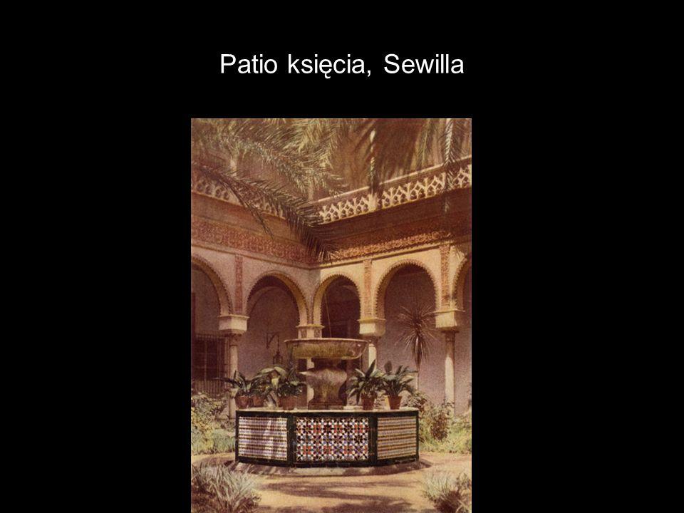 Patio księcia, Sewilla