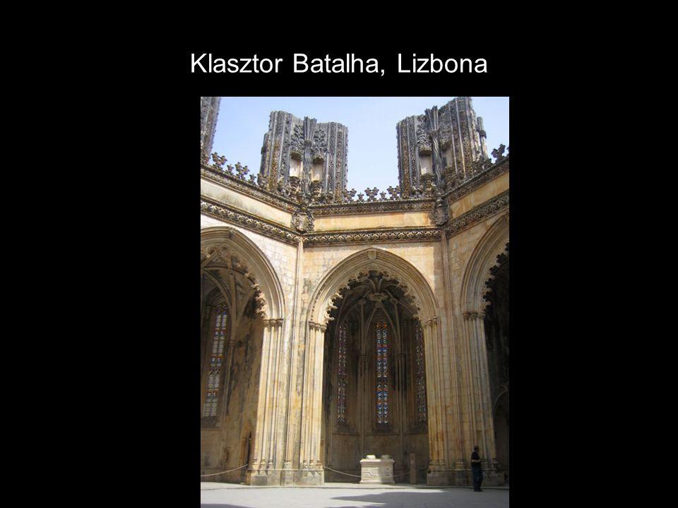 Klasztor Batalha, Lizbona