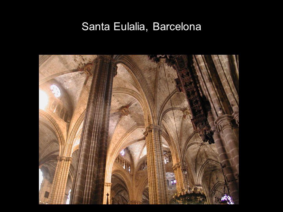 Santa Eulalia, Barcelona