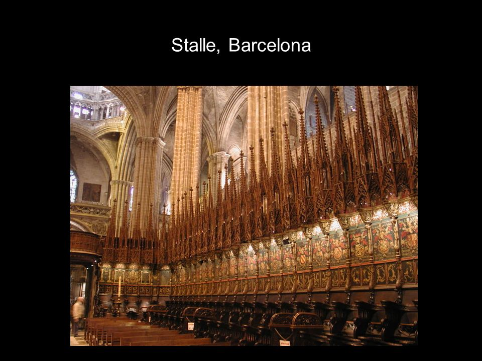 Stalle, Barcelona