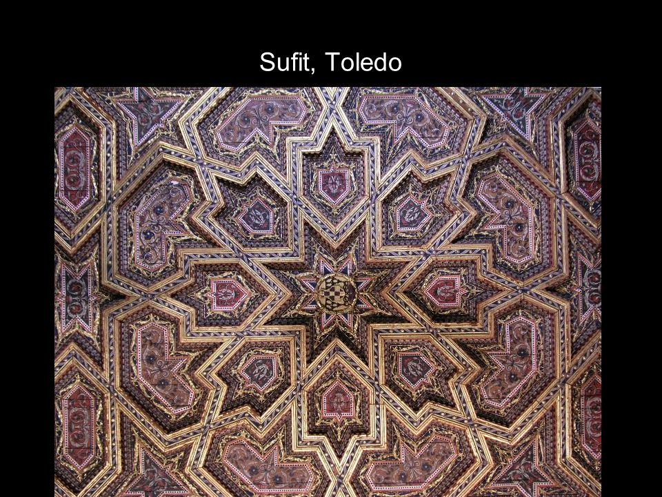 Sufit, Toledo
