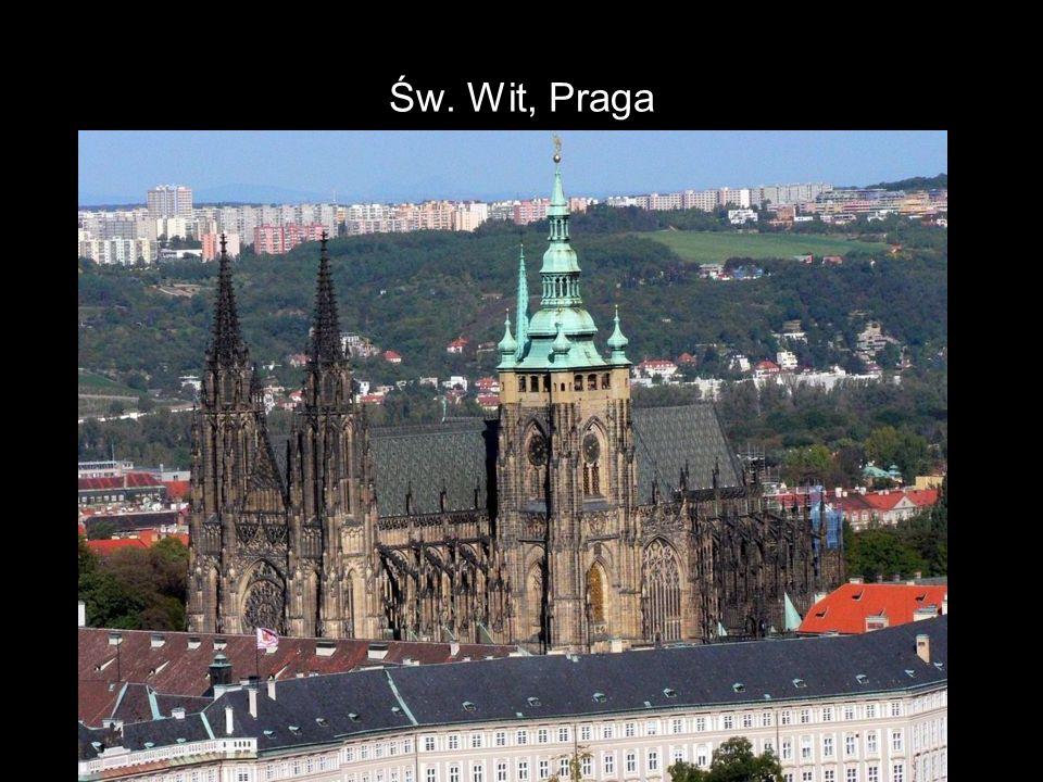 Św. Wit, Praga