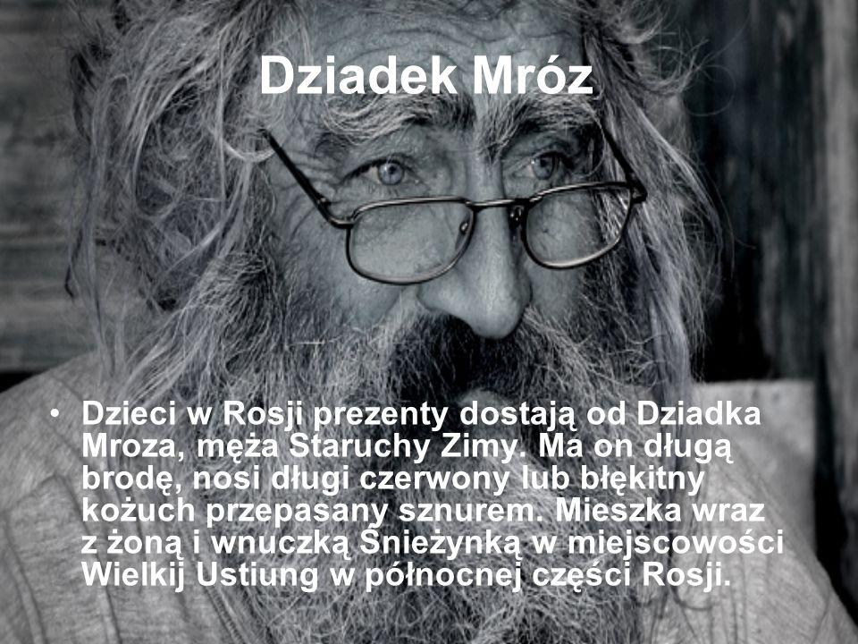 Dziadek Mróz