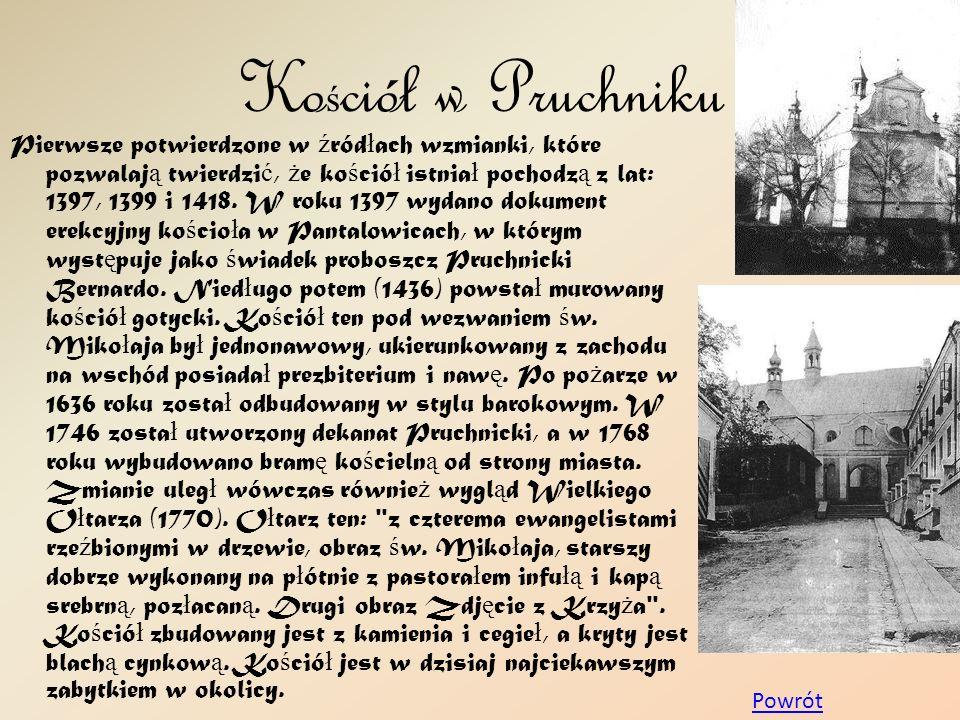 Kościół w Pruchniku