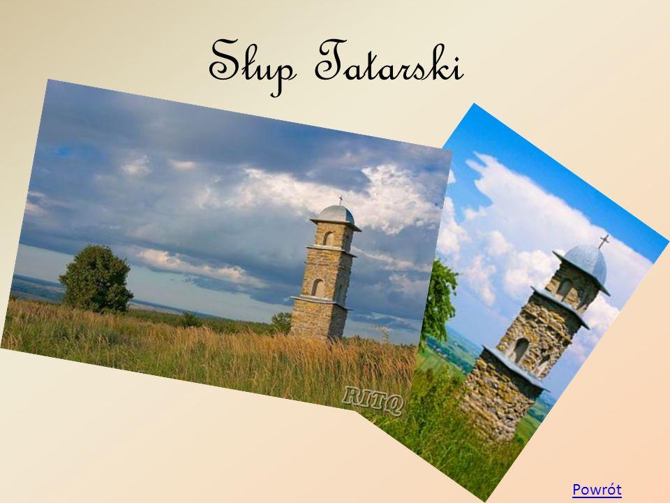 Słup Tatarski Powrót