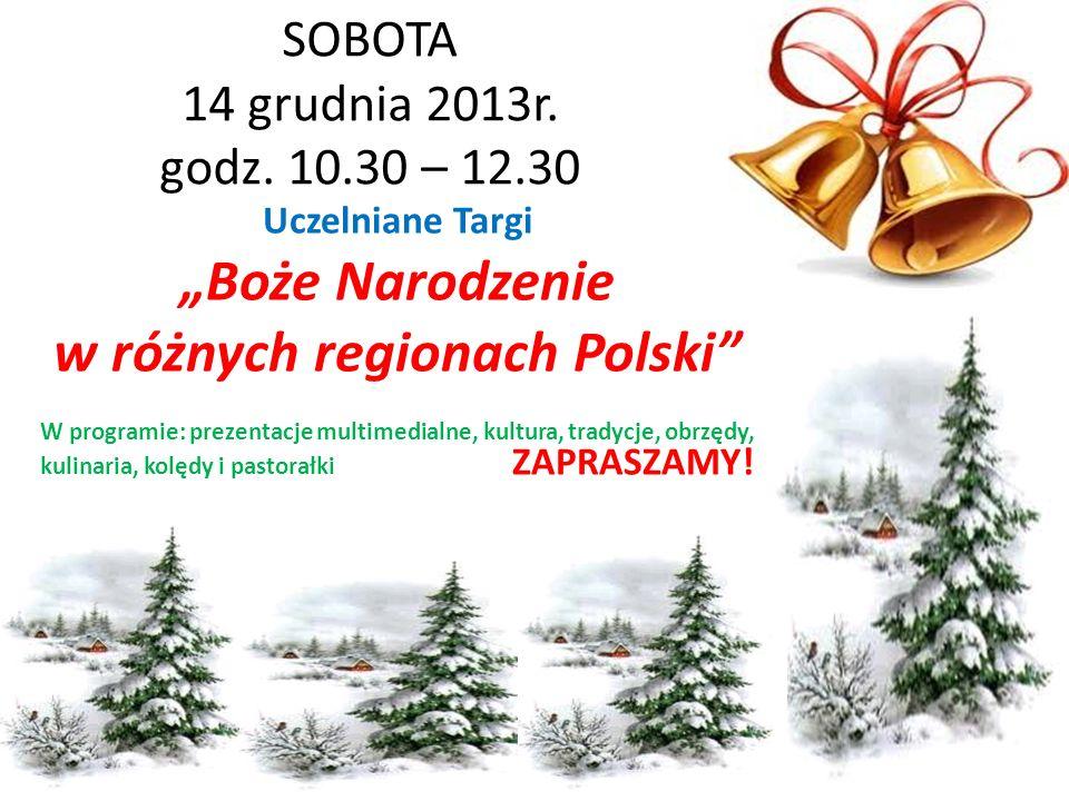 w różnych regionach Polski