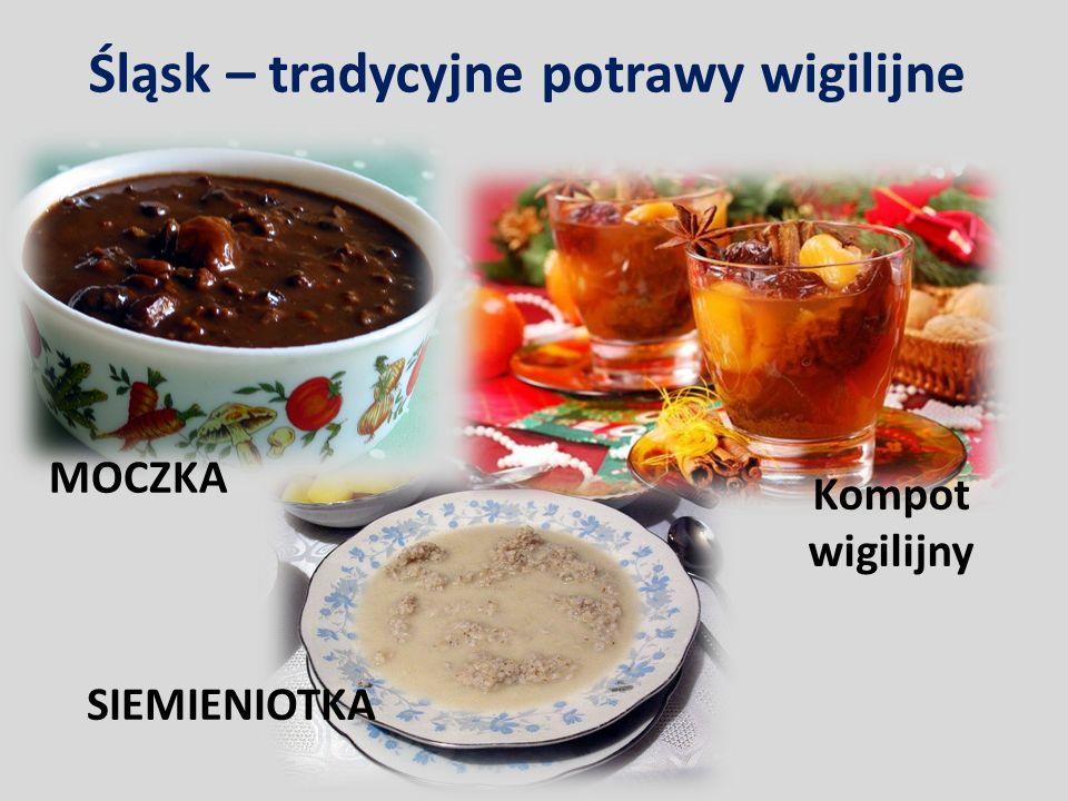 Śląsk – tradycyjne potrawy wigilijne