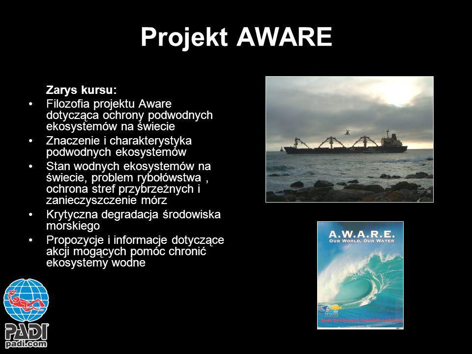 Projekt AWARE Zarys kursu: