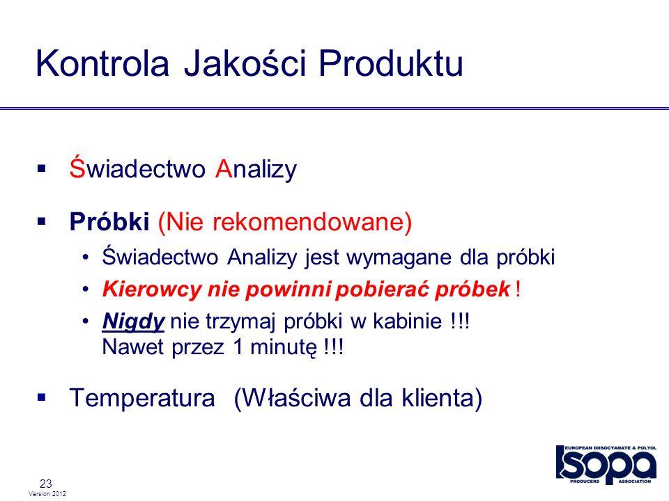 Kontrola Jakości Produktu