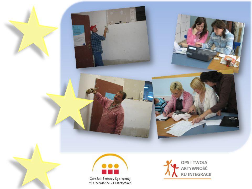 Ośrodek Pomocy Społecznej W Czerwionce - Leszczynach