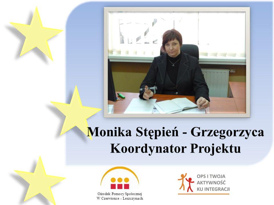 Monika Stępień - Grzegorzyca