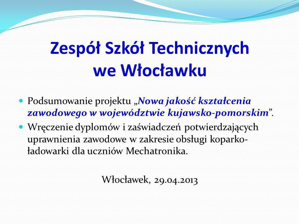 Zespół Szkół Technicznych we Włocławku