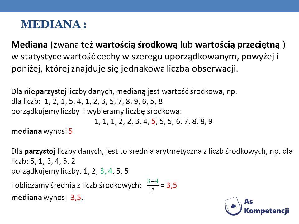 Mediana :