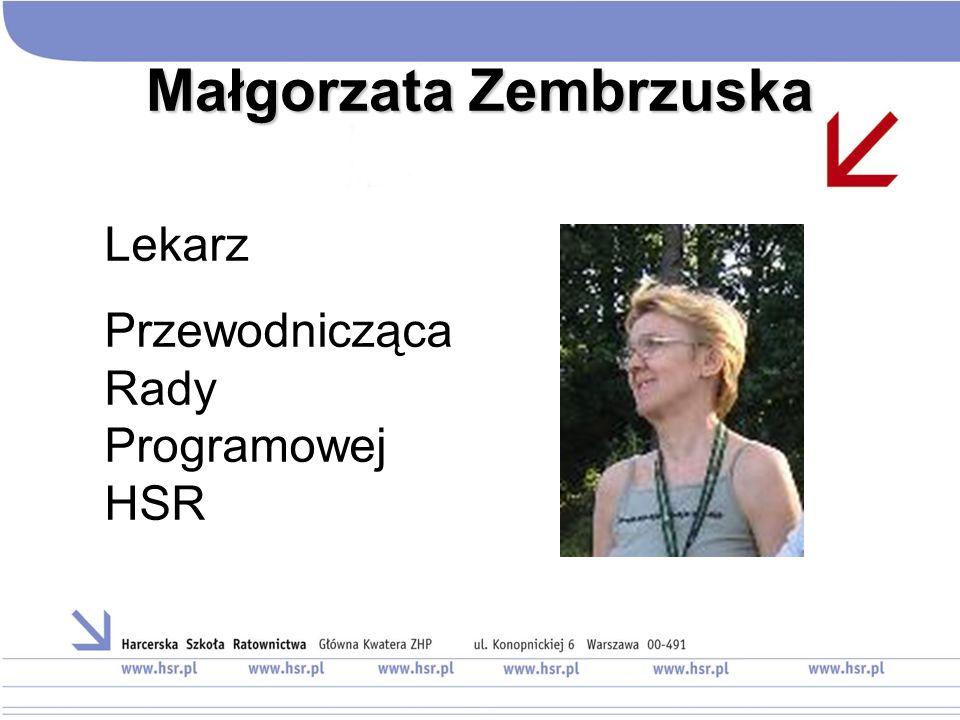 Małgorzata Zembrzuska