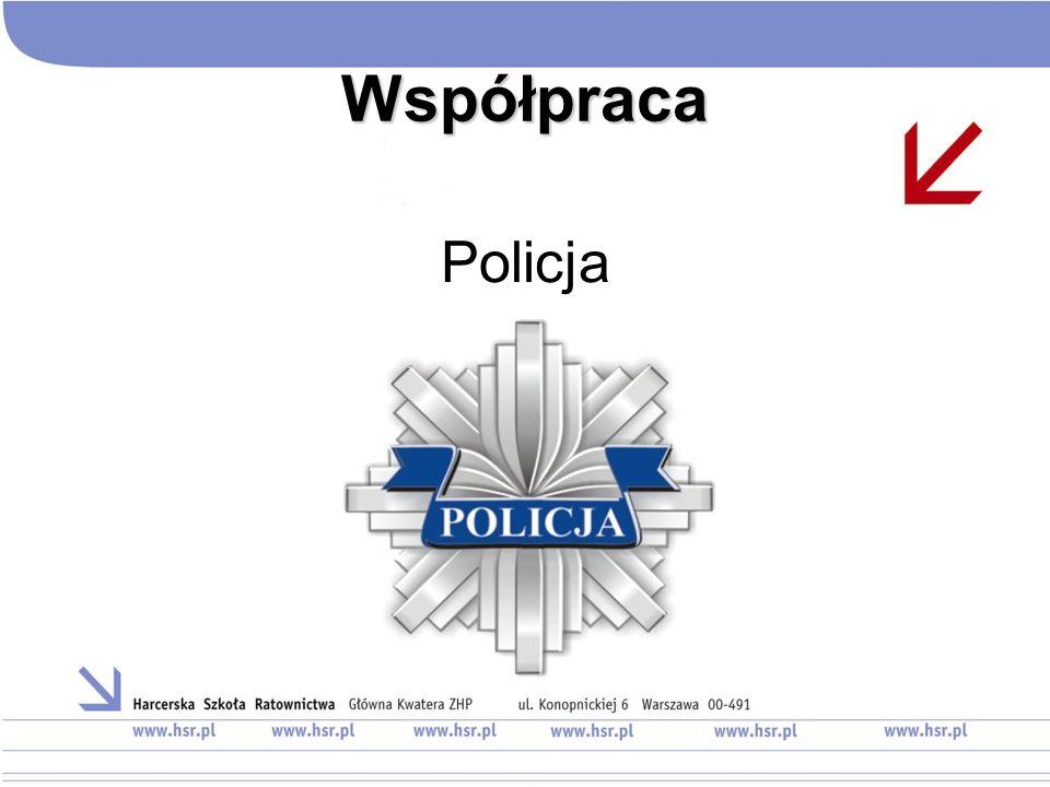 Współpraca Policja