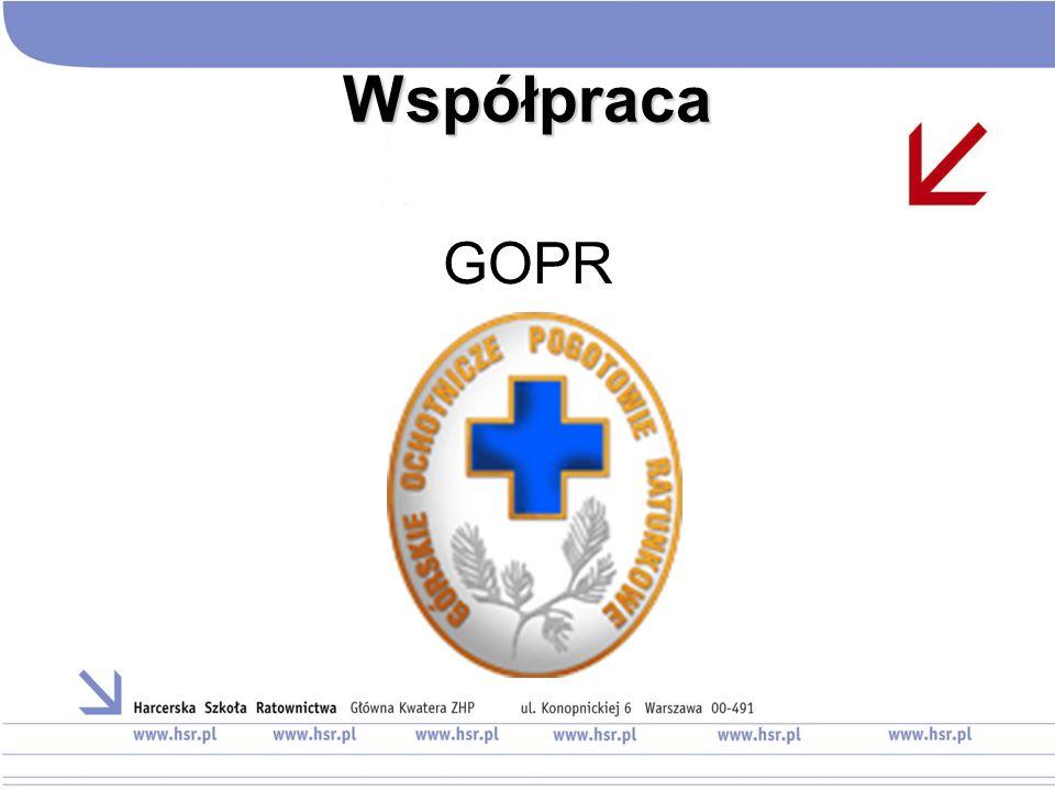 Współpraca GOPR