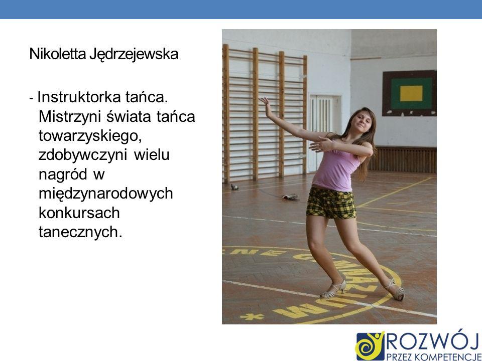 Nikoletta Jędrzejewska