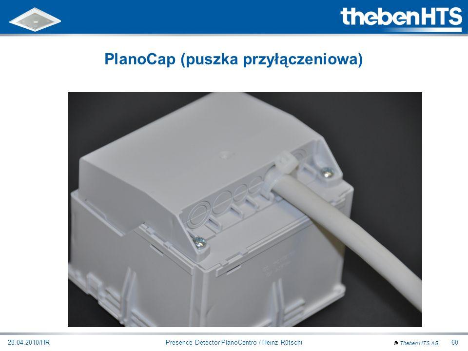 PlanoCap (puszka przyłączeniowa)