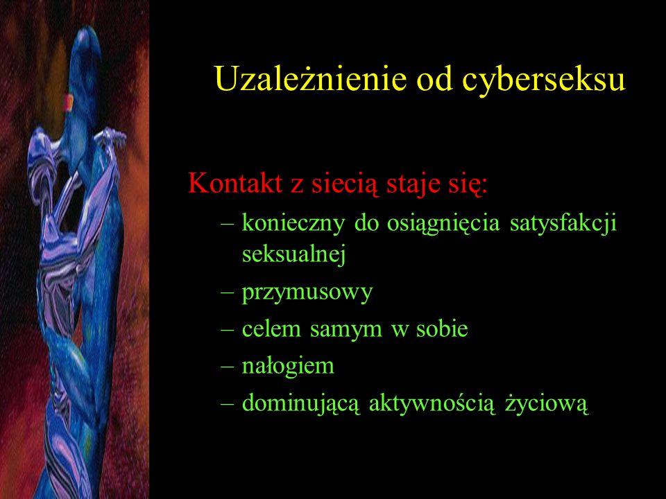 Uzależnienie od cyberseksu