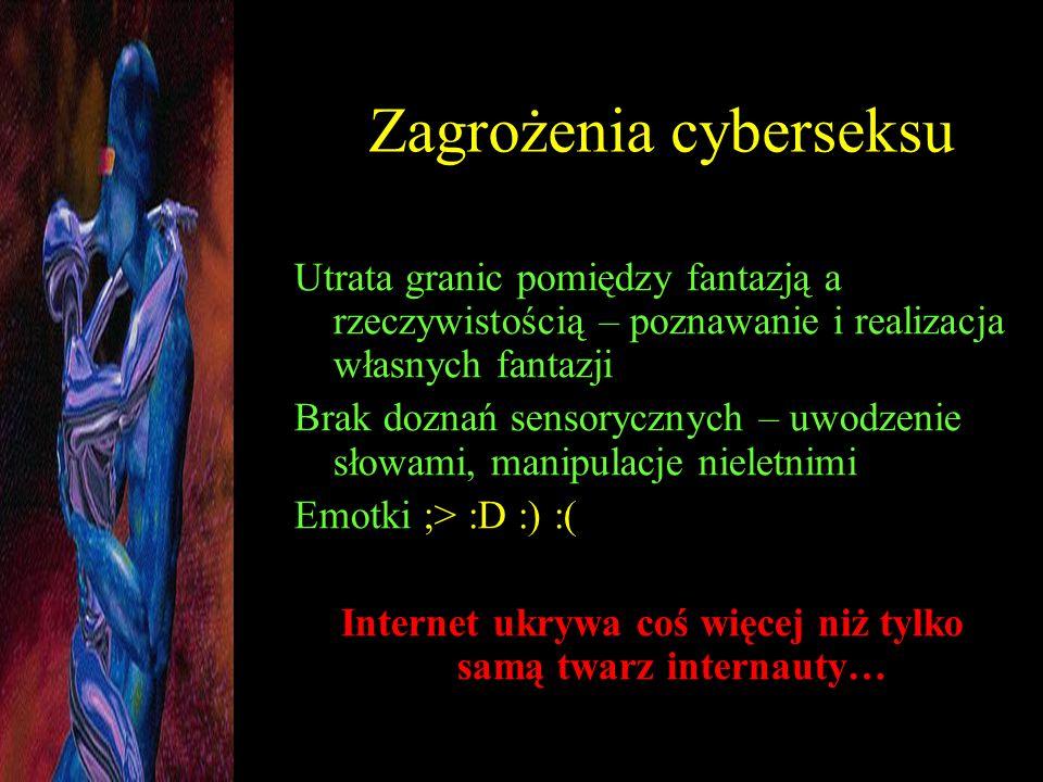 Internet ukrywa coś więcej niż tylko samą twarz internauty…