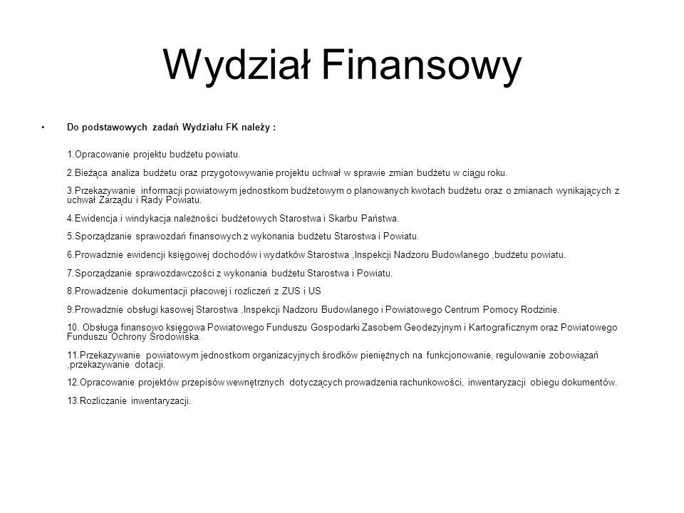 Wydział Finansowy