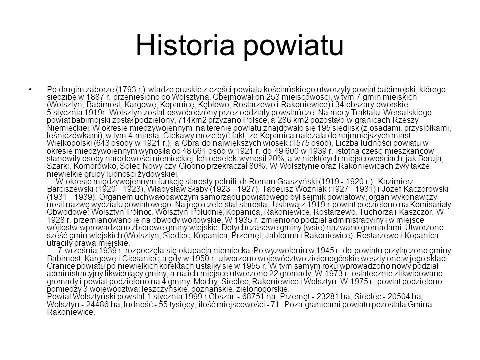 Historia powiatu