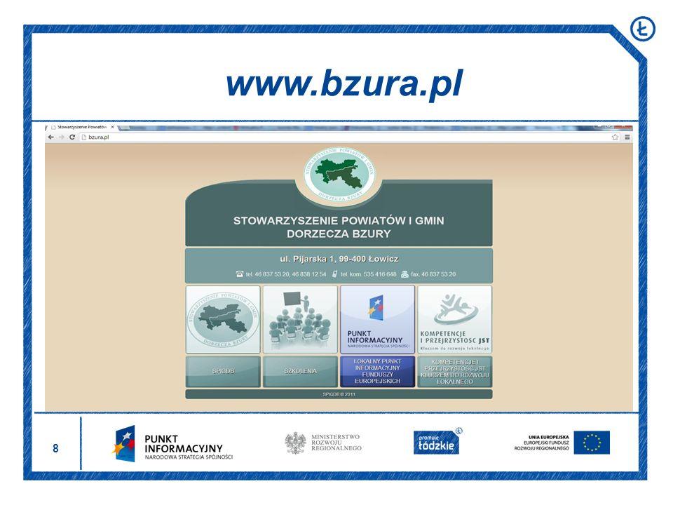 www.bzura.pl