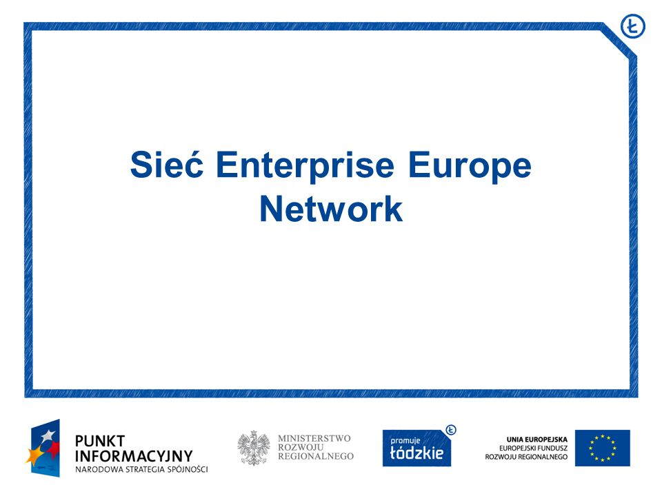 Sieć Enterprise Europe Network