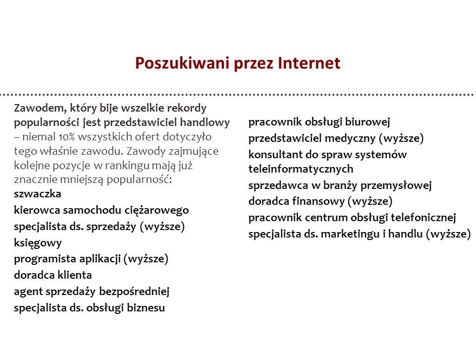 Poszukiwani przez Internet