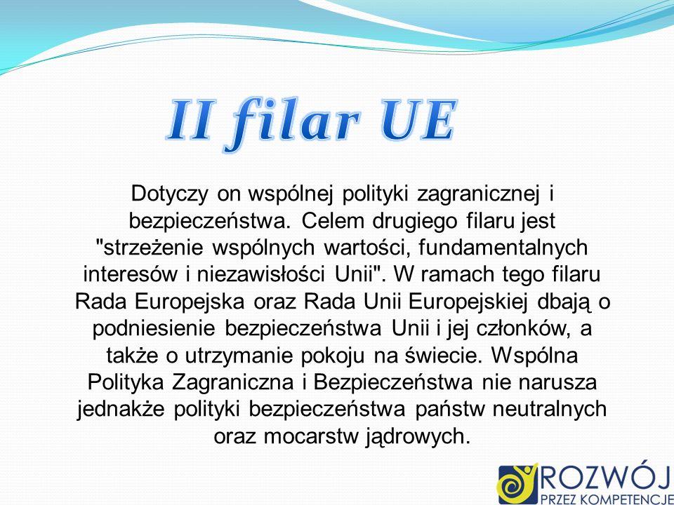 II filar UE