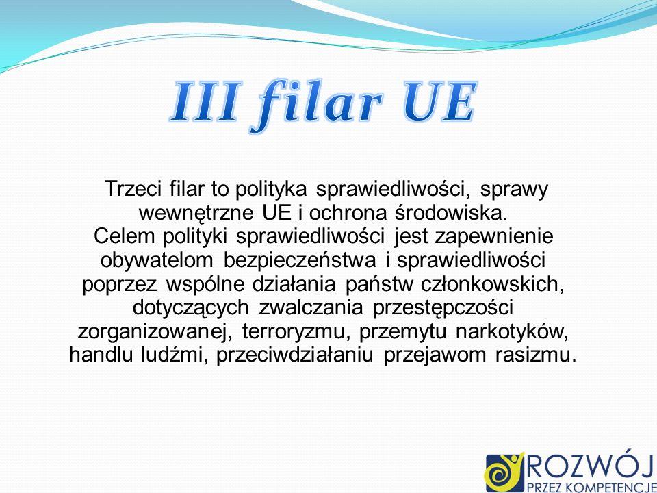 III filar UE